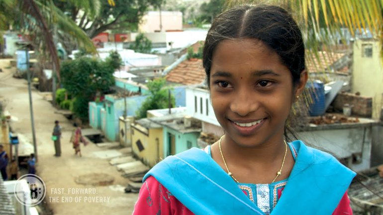 Le témoignage d'une vie changée, celle de Soundaraya !