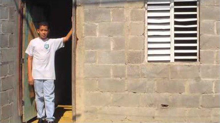Oser rêver en grand ! L'histoire de Juan David, enfant parrainé.