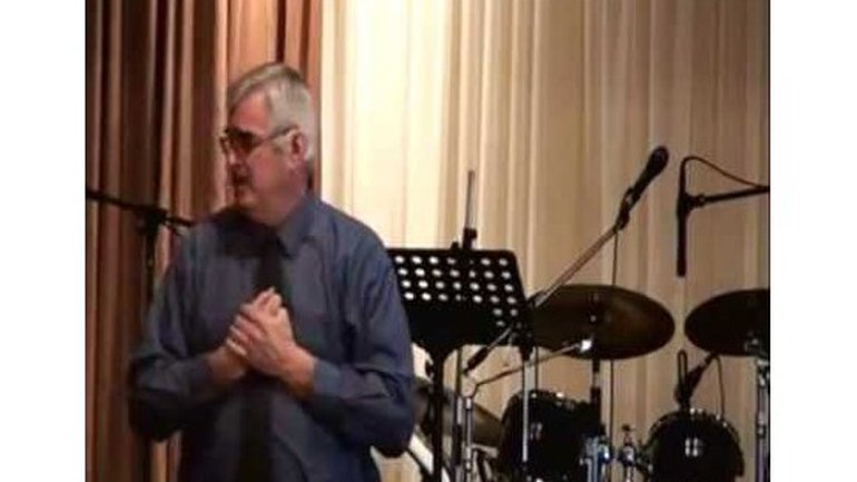 Serge Pinard - Je lève les yeux vers Toi - Psaume 123