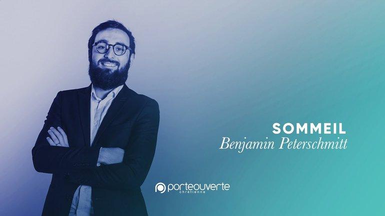 Sommeil - Benjamin Peterschmitt [Culte PO 22/09/2020]