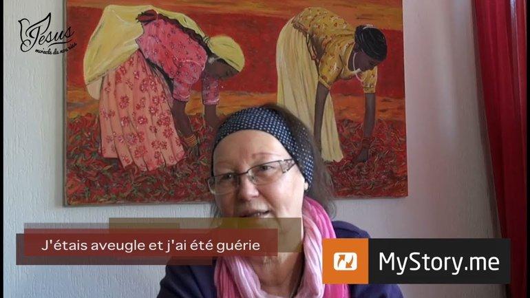 """L'histoire de Michèle B. : """"J'ai été aveugle !"""""""