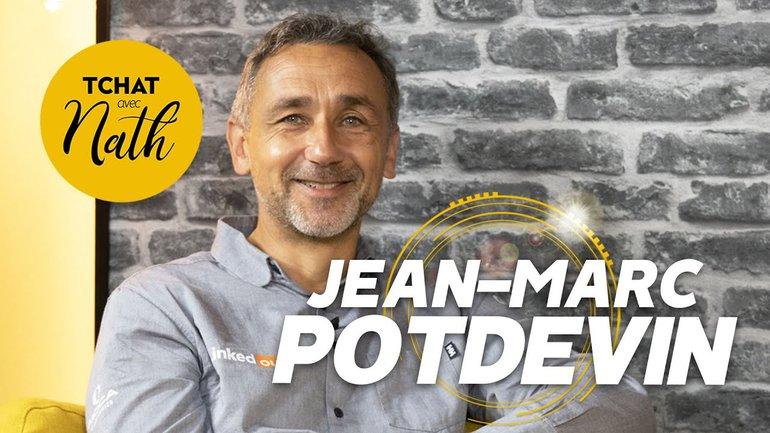 Tchat avec Nath avec Jean-Marc Potdevin