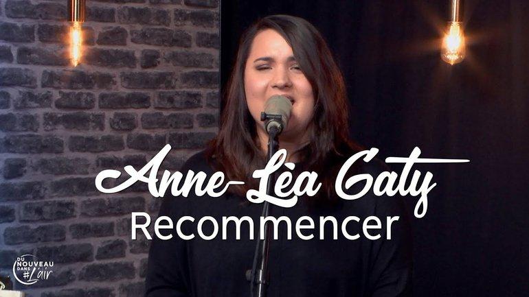 Anne-Léa Gaty - Recommencer