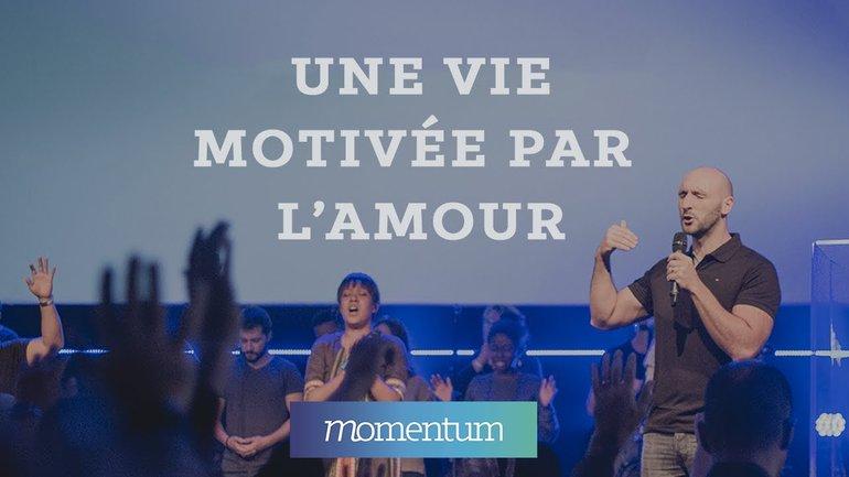 Une vie motivée par l'amour - Matthieu Perraud