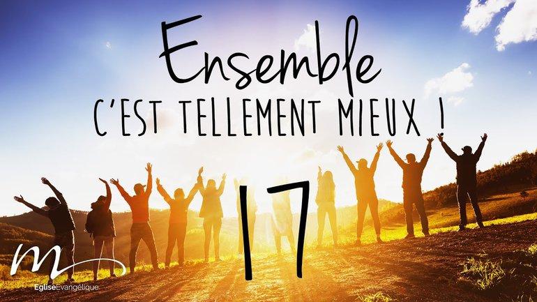 Ensemble Méditation 17 - 1 Jean 3.16-20 - Église M