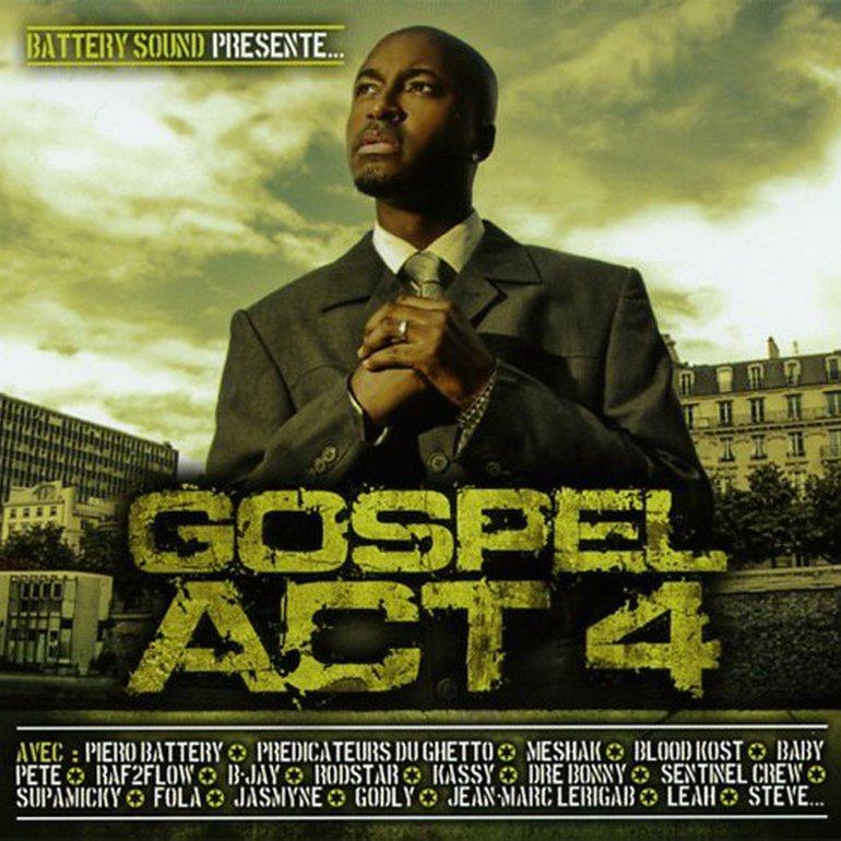 Gospel Act 4