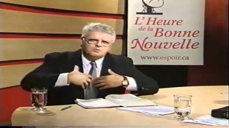 Jean-Pierre Cloutier - Quelle est la solution de Dieu au problème de l'homme ?