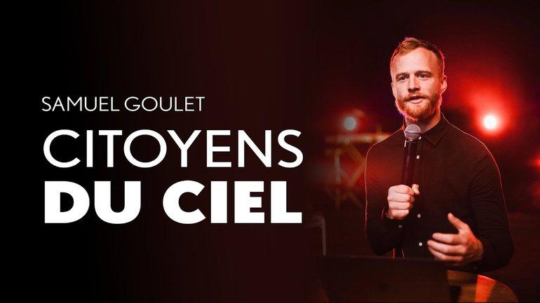 Citoyens du ciel - Samuel Goulet - IChurch Francophonie