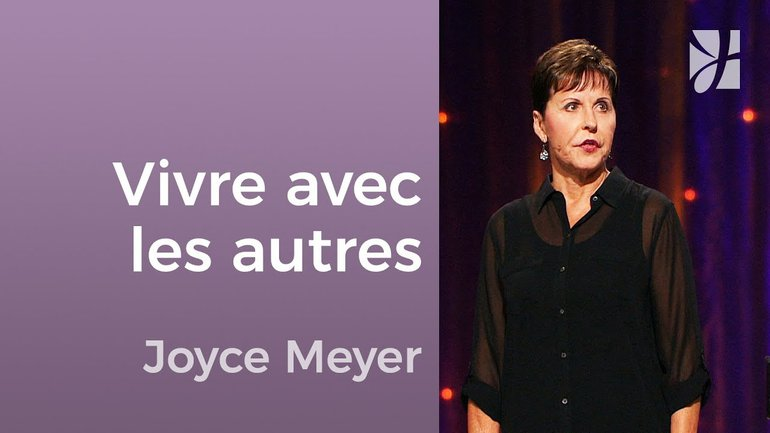 Apprendre à vivre pour les autres - Joyce Meyer - JMF EEL 546 5