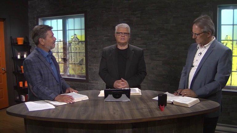 La rencontre de Siméon et de Jésus