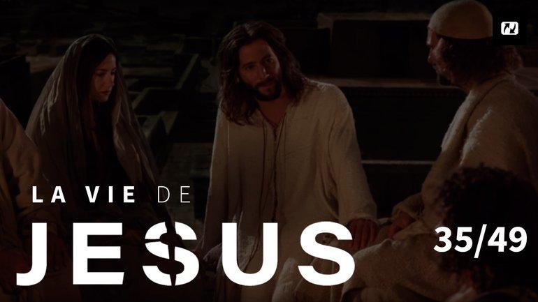 Jésus promet l'Esprit Saint | La vie de Jésus | 35/49