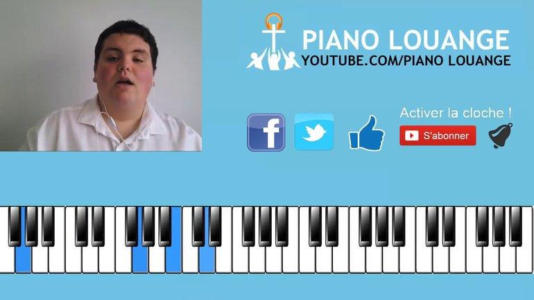 Comment dynamiser vos suites d'accords - PIANO LOUANGE