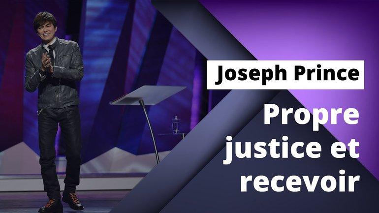 Propre justice et recevoir