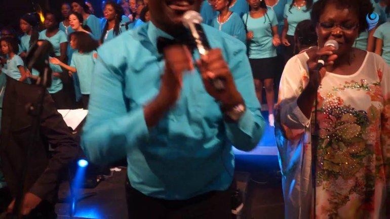 Concert de louange mai 2016 : Pentecôte