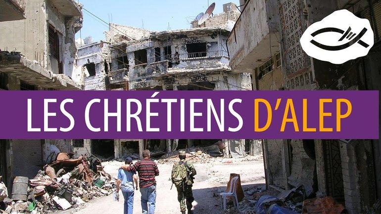 L'Eglise vivante d'Alep | CHRONIQUE PLEIN CADRE #102 (SYRIE)