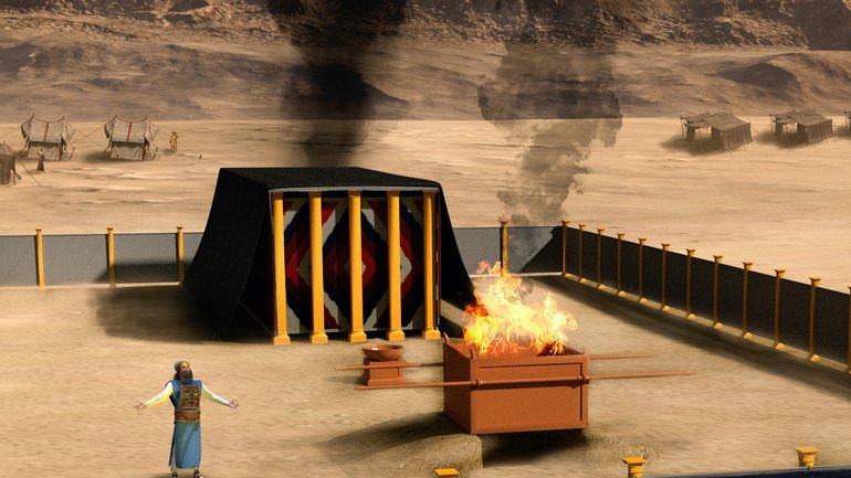 L'autel du Temple
