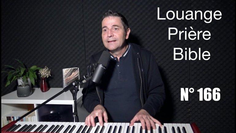 Louange, adoration, prière et Bible à la maison - Session 166 avec Sylvain Freymond