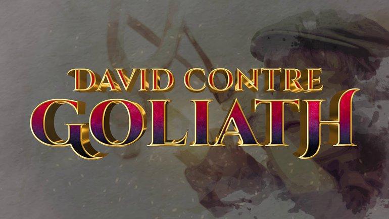 David et Goliath