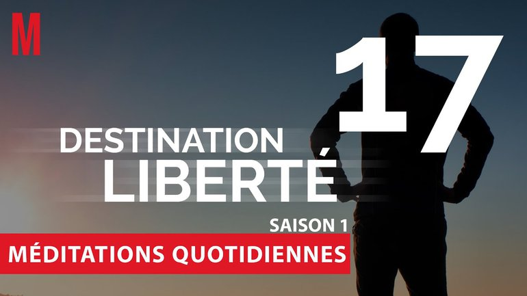 Destination Liberté (S1) Méditation 17 - Exode 13.17-22 - Église M