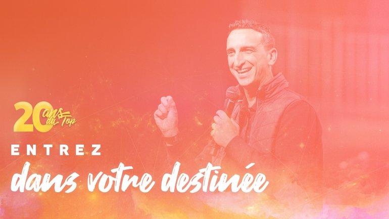 """20 ans du Top ! """"Entrez dans votre destinée"""" avec Bruno Picard"""