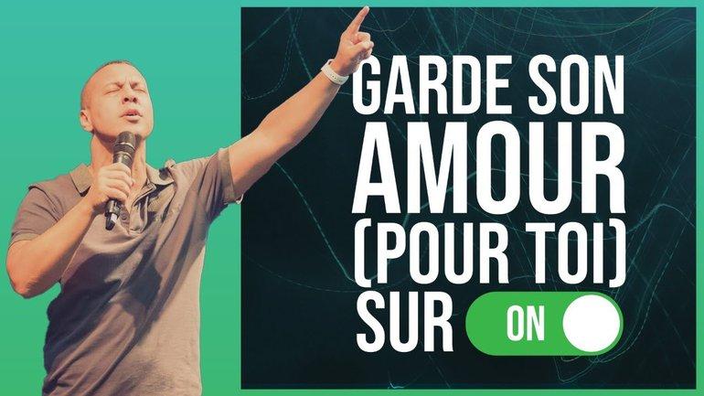 GARDE SON AMOUR [POUR TOI] SUR ON | Stève Rivière