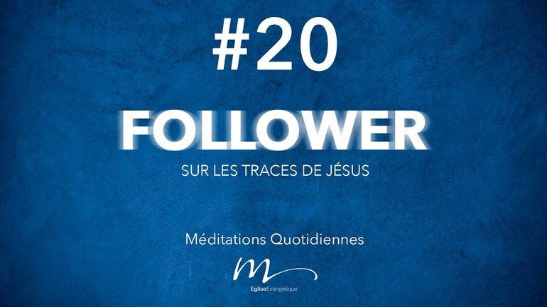Follower Méditation 20 - Donnez ! - Jéma Taboyan - Matthieu 14.13-21