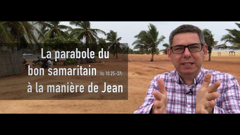 Jonathan Bersot - La samaritaine expliquée