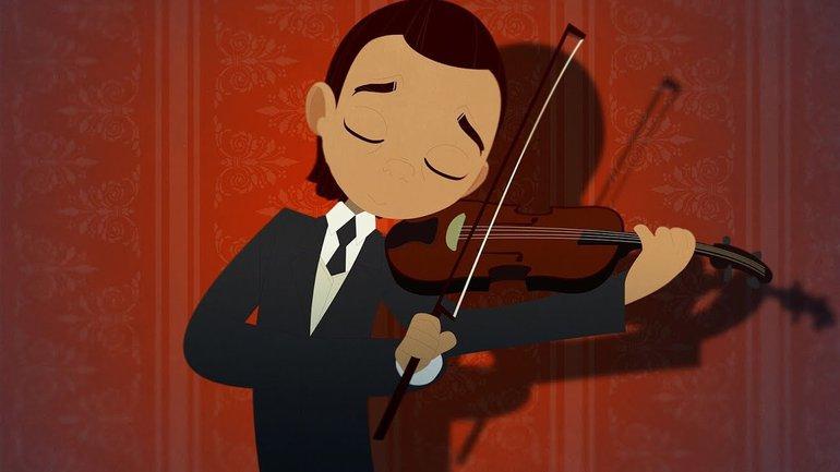 Le jeune violoniste (110)