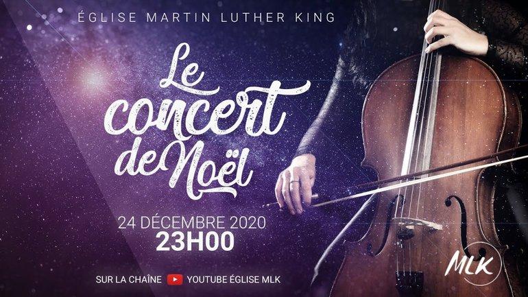 Le Concert de Noël / MLK Music