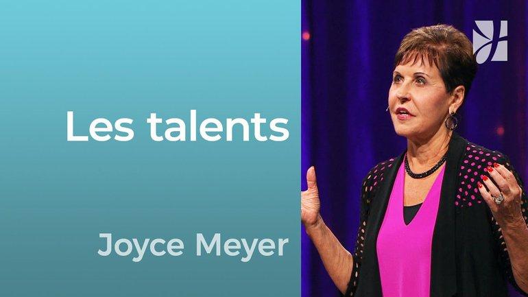 2mn avec Joyce Meyer - Les talents - 694