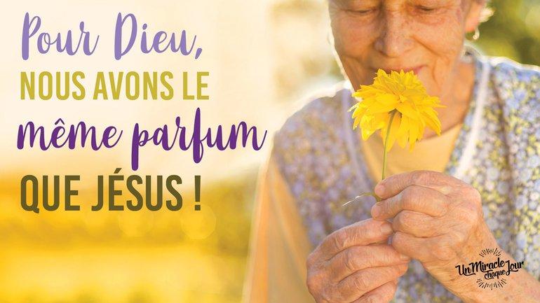 Devenez le parfum de Christ 🏮