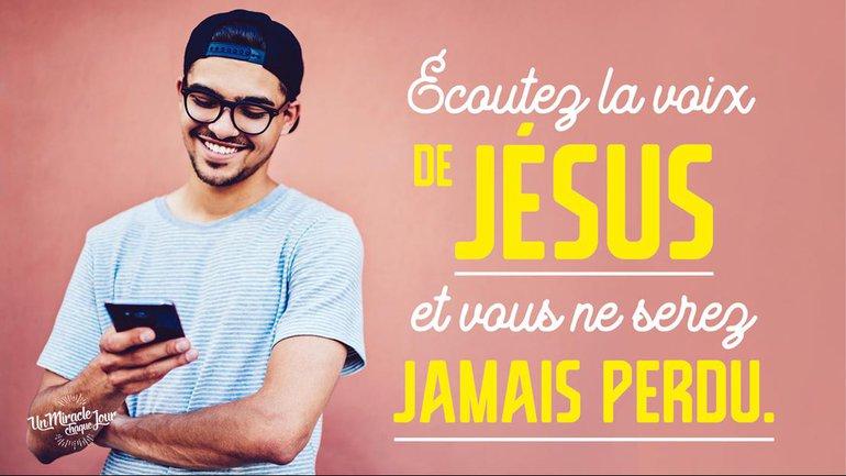Mon ami(e), vous avez besoin d'entendre Jésus