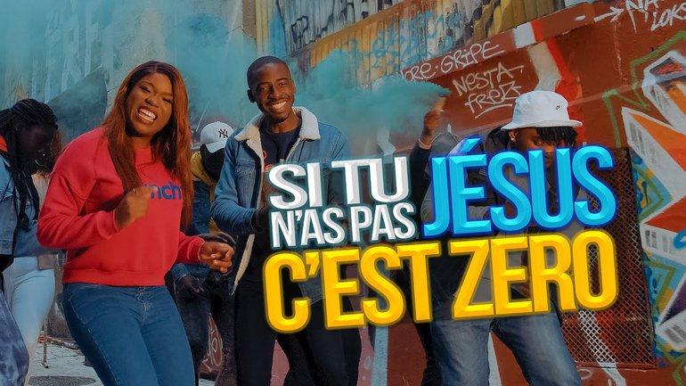 Nathie Priscilla - C'est Zéro (Feat Désiré Emerent)