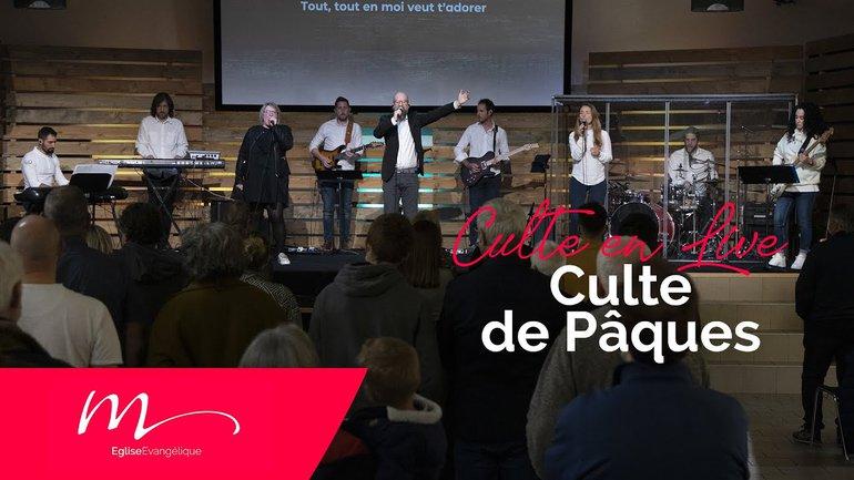 Pâques #2 Résurrection rime avec Révolution - Jérémie Chamard - Culte de Pâques du 4/4/21