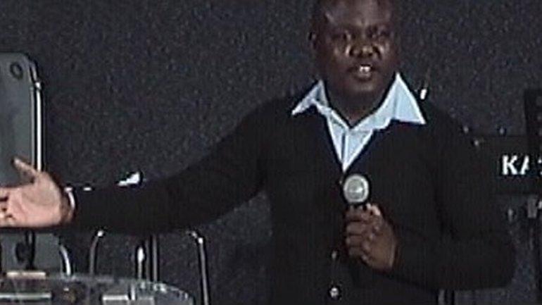 Ulrick Mavoungou - La puissance de la croix