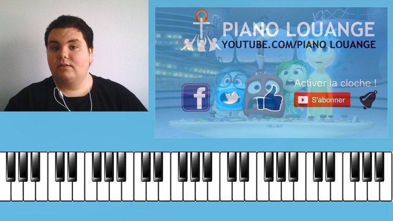 EXERCICES D'INDÉPENDANCE ET COORDINATION DES MAINS !  - PIANO LOUANGE