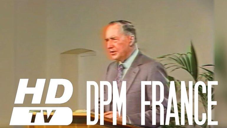 Derek Prince - Les actions de grâces, la louange, l'adoration