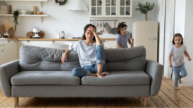 Maman à bout : 3 trucs pour ne pas craquer