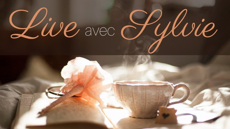 Live avec Sylvie #1   (1er avril 2020)