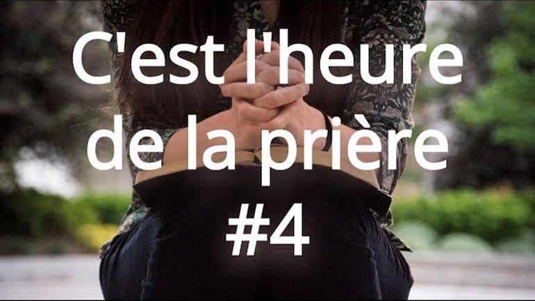 Résistez-lui ! - C'est l'heure de la prière - Pasteur Alain Aghedu