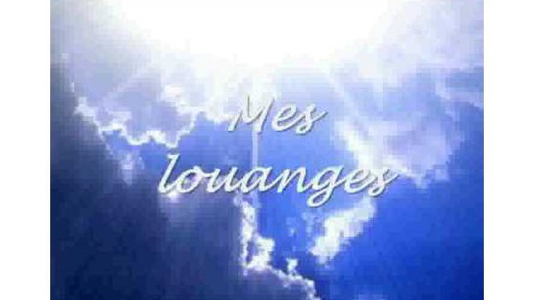 Eglise sans Frontière - Tu es le chant que je chante
