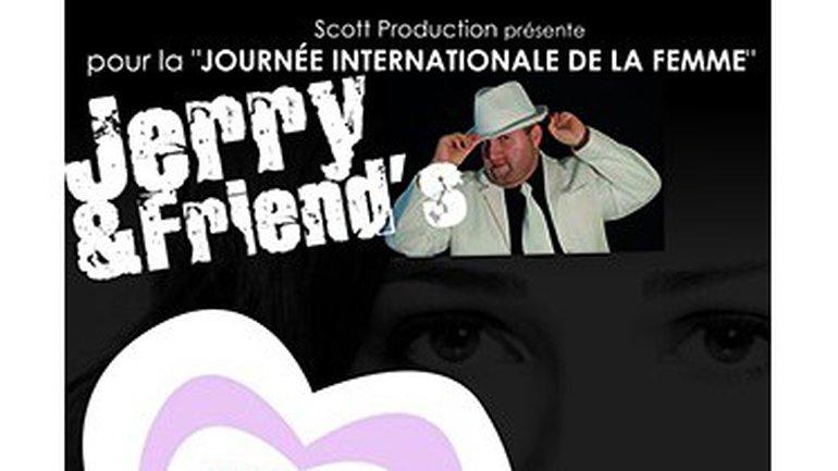 Concert Célébration avec Jerry and Friend's le 08 mars 2015 à 16h00 à l'église « Le Phare » 64140 Lons