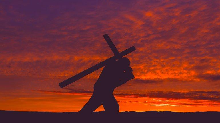 Je DOIS porter ma croix ...