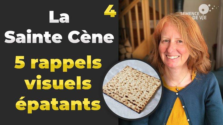 La Sainte Cène : 5 rappels visuels épatants