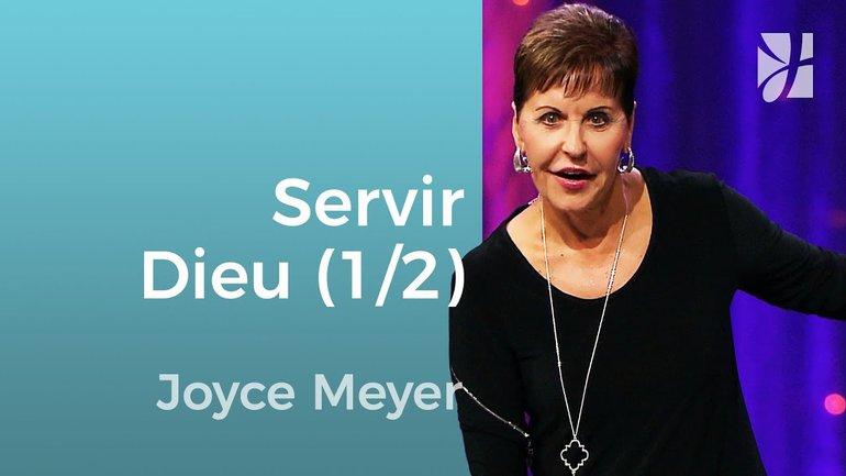 Etes-vous sûrs que vous voulez que Dieu se serve de vous ? (1/2) - Joyce Meyer - Grandir avec Dieu
