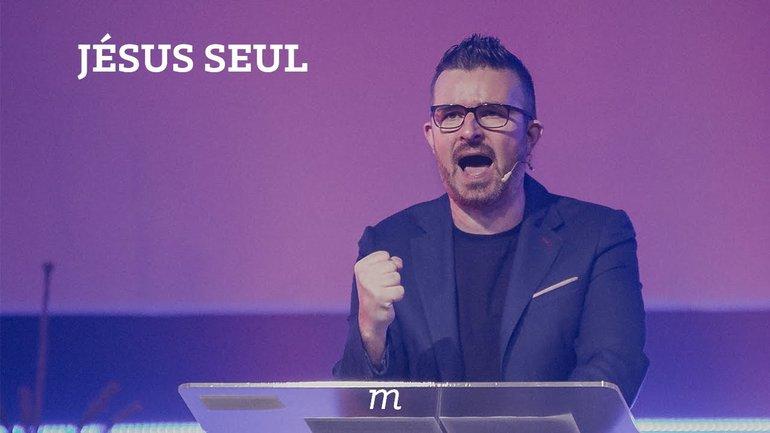 Jésus seul - Mathieu Blairy