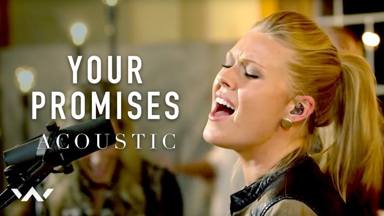 Elevation Worship - Your Promises (Acoustic Version)