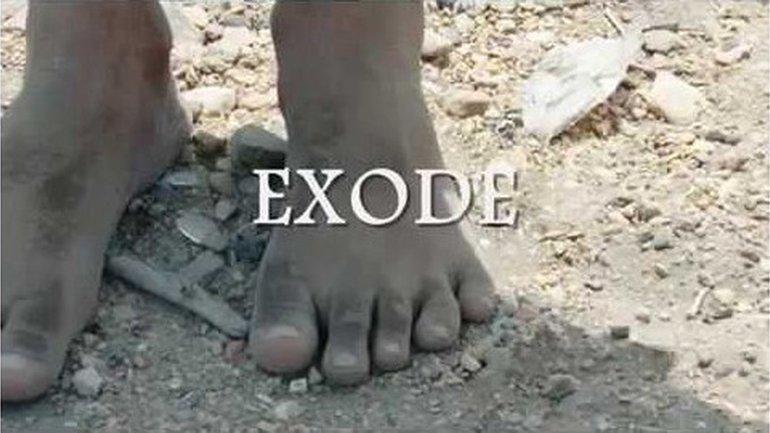 """Groupe """"Exode"""" - N'arrête pas le temps (Nancy KOVACS)"""
