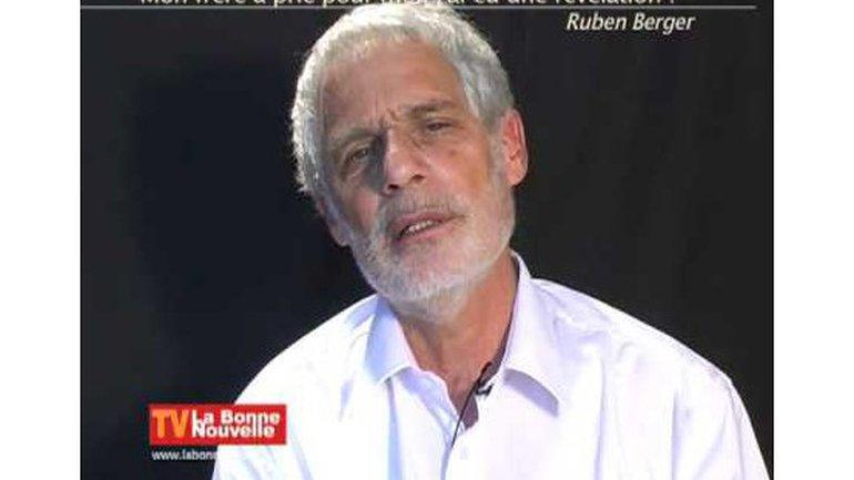 Témoignage de Ruben Berger, juif messianique