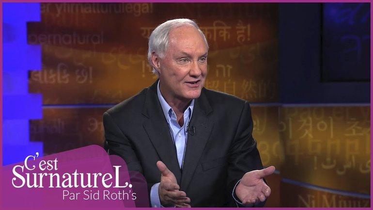 C'est surnaturel par Sid Roth - Je suis mort et je me suis réveillé avec Jésus ! - Jack Sheffield
